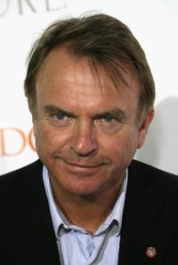 Sam Neill at the premiere screening of