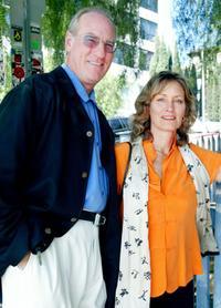 Craig T. Nelson and Doria Cook-Nelson at the Media Projects 2003 SHINE Awards.