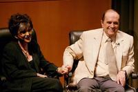Bob Newhart and Suzanne Pleshette at the Paley Center for Media and TV Land salute of