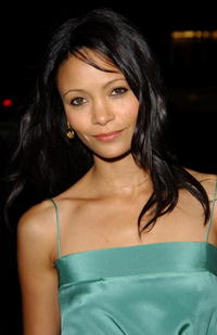 """Thandie Newton at the premiere of """"The Truth About Charlie"""" in Beverly Hills, California."""