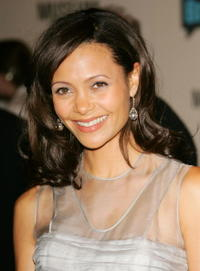Thandie Newton at the Museum Of The Moving Image Salute to Will Smith in New York City.