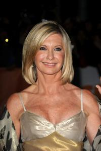 Olivia Newton-John at the 35th Toronto International Film Festival.