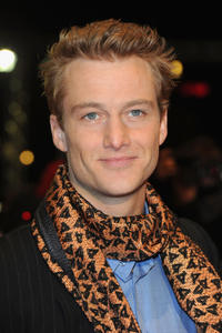 Alexander Fehling at the premiere of
