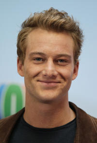 Alexander Fehling at the photocall of