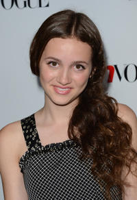 Maude Apatow at the Teen Vogue's 10th Anniversary young Hollywood party.