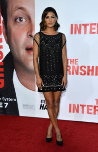 Jessica Szhor at the California premiere of