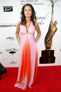 America Olivo at the 11th Annual Young Hollywood Awards.