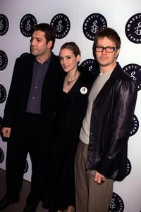 Gary Oldman, Winona Ryder and Javier Bardem at the Beverly Hills screening of