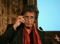 Al Pacino at the 2nd Annual US-Ireland Alliance Awards at the Ebell Club.