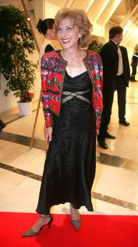 Marisa Paredes at the 57th International Cannes Film Festival.