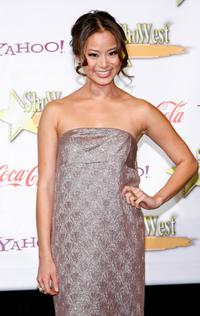 Jamie Chung at the ShoWest awards ceremony.