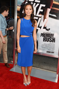 Jamie Chung at the New York premiere of