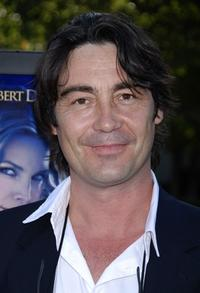 Nathaniel Parker at the premiere of