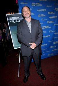 Will Patton at the premiere of