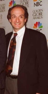David Paymer at the announcing nominations for the 53rd Annual Golden Globe Awards.