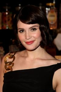 Gemma Arterton at the afterparty following the premiere of