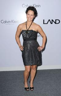 Sydney Penny at the Calvin Klein Collection & LAND's 1st Annual Celebration for ALAC.