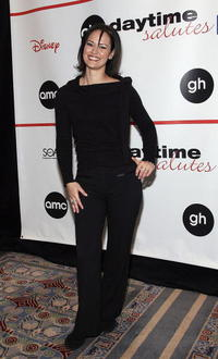 Sydney Penny at the after party for the ABC Daytime Salutes Broadway Cares/Equity Fights AIDS Benefit.