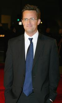 Matthew Perry at the 30th Annual People's Choice Awards.