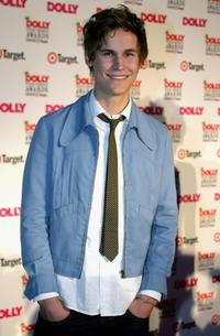 Rhys Wakefield at the Third Annual Dolly Teen Choice Awards.