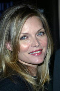 Michelle Pfeiffer at a party for