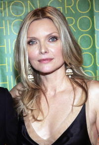 Michelle Pfeiffer at the Fashion Group International's 21st Annual Night Of Stars.
