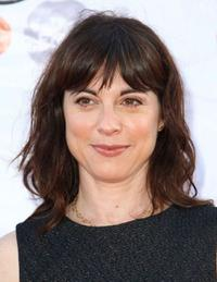 Rebecca Pidgeon at the Eli And Edythe Broad Stage Opening of