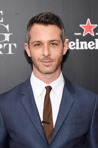 Jeremy Strong at the New York premiere of