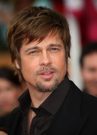 Brad Pitt at the 14th annual Screen Actors Guild awards.