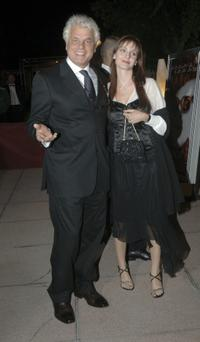 Michele Placido and Guest at the party to celebrate the opening ceremony and premiere of