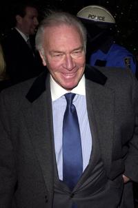 Christopher Plummer at the The National Board of Review of Motion Pictures Annual Awards Gala.