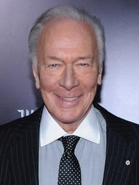Christopher Plummer at the New York premiere of