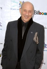 Richard Portnow at the CUN (Children's United Nations) Academy Awards celebration dinner and after party.