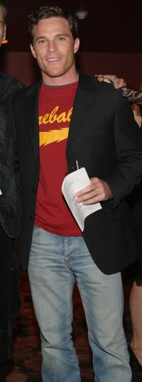 Mike Doyle at the New York Stage and Film 2004 Gala.