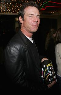 Dennis Quaid at the premiere of