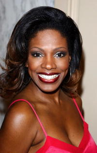 Sheryl Lee Ralph at the Pre-Emmy Awards Fashion Show.