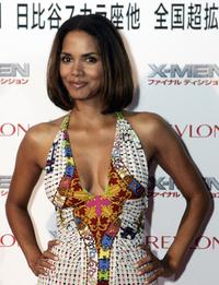 Halle Berry at the premiere night special party of