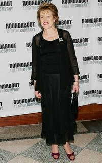 Lynn Redgrave at the Roundabout Theatre Company's Spring Gala.