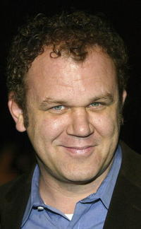 """John C. Reilly at the premiere of """"Finding Neverland"""" in Beverly Hills."""