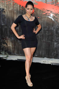 Alyssa Diaz at the Press Preview Night of