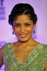 Freida Pinto at screening for