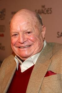 Don Rickles at the special screening of
