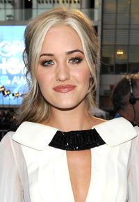 AJ Michalka at the 2011 People's Choice Awards in California.
