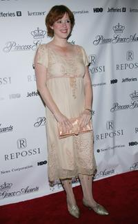 Molly Ringwald attends the 2004 Princess Grace Awards.