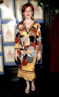 Molly Ringwald at the opening night of