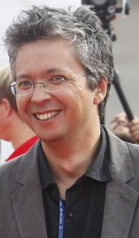 Pierre Coffin at the premiere of