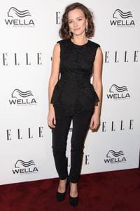 Allison Miller at the ELLE Women in Television Celebration presented by Hearts on Fire Diamonds and Wella Professionals.