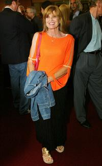 Katherine Ross at the Academy of Motion Picture Arts and Sciences' screening of