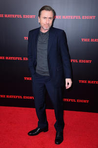 Tim Roth at the New York premiere of