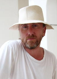 Tim Roth at the Giffoni Film Festival.
